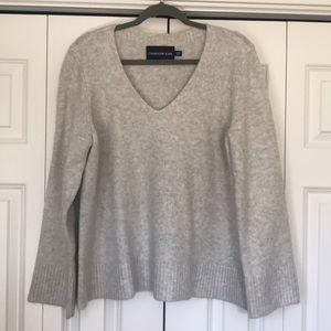 NWOT calvin klein Bell Sweater